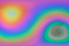 Abstracte kleur Stock Afbeelding