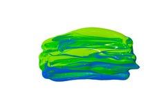 Abstracte kleur Royalty-vrije Stock Afbeelding