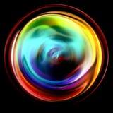 Abstracte kleuren Stock Fotografie