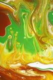 Abstracte Kleuren Royalty-vrije Stock Afbeeldingen