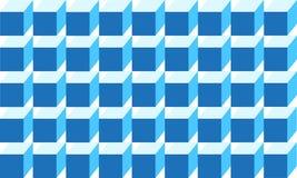 Abstracte kleuren vierkante achtergrond Royalty-vrije Stock Fotografie