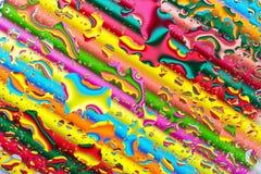 Abstracte kleurenachtergrond Stock Afbeeldingen