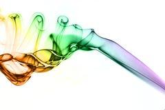 Abstracte kleurensamenstelling Stock Afbeeldingen