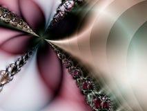 Abstracte Kleurrijk royalty-vrije illustratie