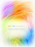 Abstracte kleurrijke achtergrond. Royalty-vrije Stock Foto's