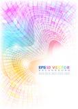 Abstracte kleurrijke achtergrond. Royalty-vrije Stock Foto