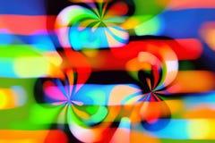 Abstracte kleurrijke achtergrond Stock Foto's