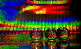 Abstracte kleurrijke achtergrond Royalty-vrije Stock Foto's