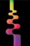 Abstracte kleurrijke achtergrond. Stock Afbeelding