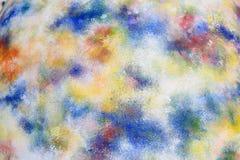 Abstracte kleurrijke achtergrond Royalty-vrije Stock Afbeelding