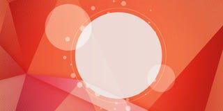 Abstracte kleurrijke achtergrond, geometrische lage polystijl stock foto