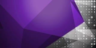Abstracte kleurrijke achtergrond, geometrische lage polystijl royalty-vrije stock afbeeldingen