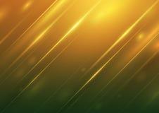 Abstracte kleurrijke achtergrond met verlichting royalty-vrije illustratie