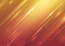 Abstracte kleurrijke achtergrond met verlichting stock illustratie