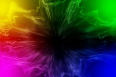 Abstracte kleurrijke achtergrond Vreemde Kleuren Royalty-vrije Stock Foto's