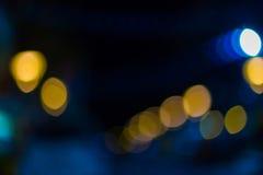 Abstracte kleurrijke bokeh stock fotografie