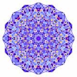 Abstracte kleurrijke cirkelachtergrond Stock Afbeeldingen