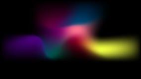 Abstracte kleurrijke creatieve achtergrond royalty-vrije illustratie