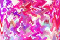 Abstracte kleurrijke geweven die achtergrond in roze kleur wordt gestemd Kan als behang of voor Webontwerp worden gebruikt royalty-vrije stock foto's