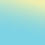 Abstracte kleurrijke halftone, minimalistic achtergrond van punten Grappige stijlachtergrond, retro gradiënt halftone pop-art Stock Afbeelding