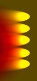 Abstracte kleurrijke illustratie Stock Foto