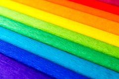 Abstracte kleurrijke lijnachtergrond Stock Foto's
