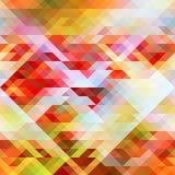 Abstracte kleurrijke lijnen background_2 Royalty-vrije Stock Foto