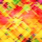 Abstracte kleurrijke lijnen background_3 Royalty-vrije Stock Foto's