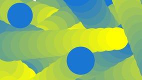 Abstracte kleurrijke materiële achtergrond Royalty-vrije Stock Foto's