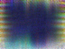 Abstracte kleurrijke meetkunde en achtergrond Royalty-vrije Stock Foto
