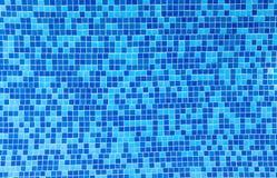 Abstracte kleurrijke mozaïektextuur Stock Afbeeldingen