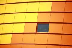 Abstracte kleurrijke muur Stock Foto's