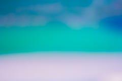 Abstracte kleurrijke vage achtergrond Royalty-vrije Stock Fotografie