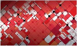 Abstracte kleurrijke vectorachtergrond Stock Afbeelding
