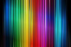 Abstracte Kleurrijke Verticale Gestreept. Vector vector illustratie