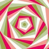 Abstracte kleurrijke werveling. Vector. royalty-vrije illustratie