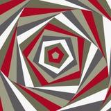 Abstracte kleurrijke werveling. Vector. vector illustratie
