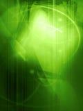 Abstracte Koele golven Stock Afbeelding