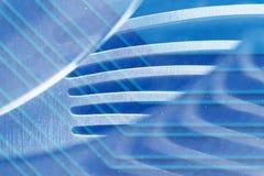 Abstracte koelere achtergrond Stock Foto