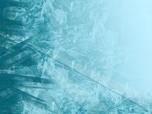 Abstracte koude achtergrond Stock Foto's