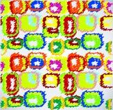 Abstracte krabbelachtergrond stock illustratie