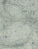 Abstracte Kras royalty-vrije illustratie