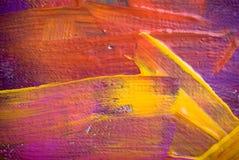 Abstracte kunstachtergrond Stock Foto