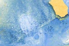 Abstracte kunstachtergrond Stock Foto's