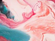 Abstracte kunstachtergrond, textuur het schilderen stock illustratie