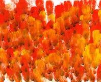 Abstracte kunstachtergronden Stock Afbeeldingen