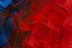 Abstracte kunstachtergronden Met de hand geschilderde achtergrond GEMAAKT ZELF royalty-vrije stock foto's