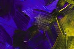 Abstracte kunstachtergronden Met de hand geschilderde achtergrond GEMAAKT ZELF Royalty-vrije Stock Fotografie