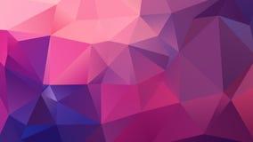 Abstracte lage polyachtergrond Royalty-vrije Stock Afbeeldingen