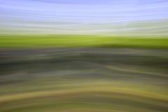 Abstracte landschapsachtergrond Stock Foto's